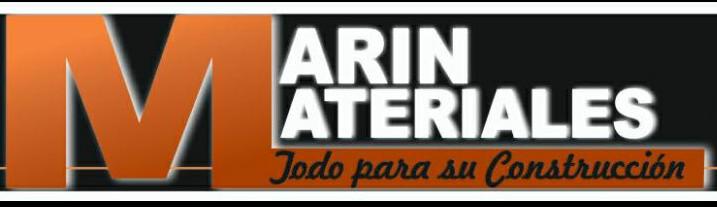 Marin Materiales Logo